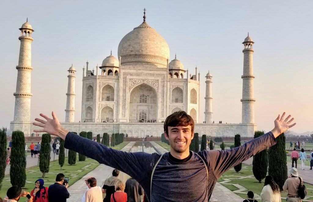 Tony Florida at Taj Mahal